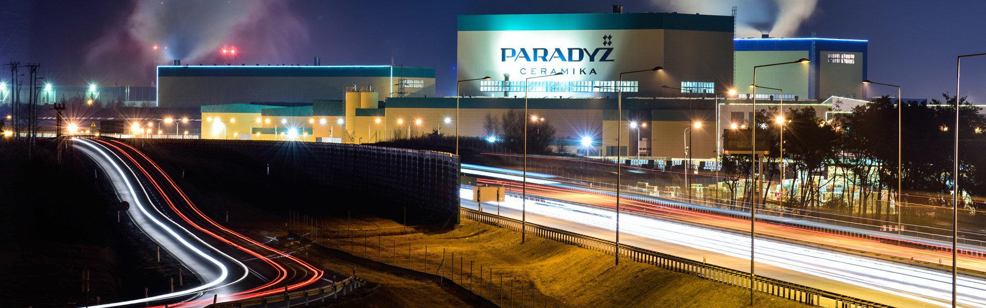 Nowy serwisWWWdla Ceramiki Paradyż - case study