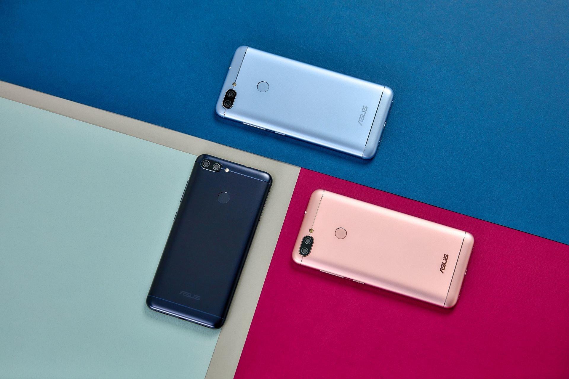 ASUS ZenFone Max Plus (M1) zapoczątkowuje nową serię smartfonów  ZenFone Max