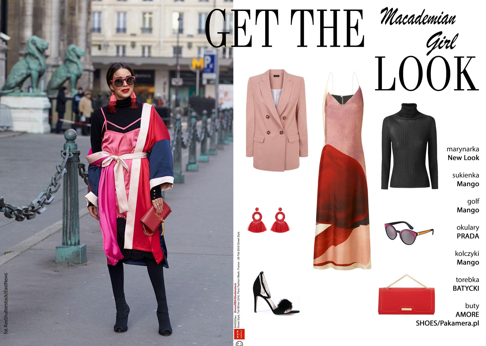 Get the Look – Macademian Girl