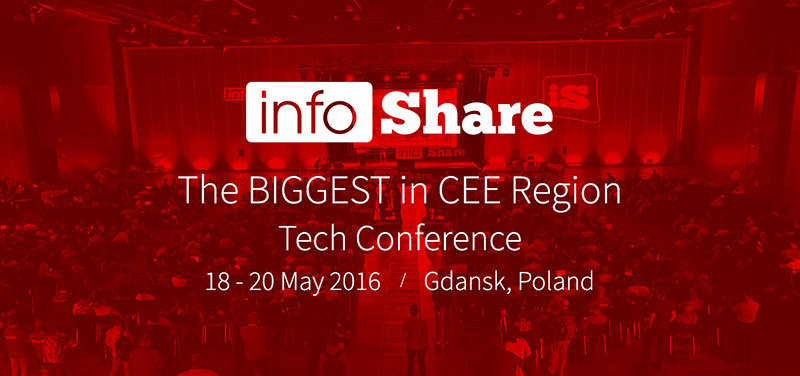 Infoshare 2016