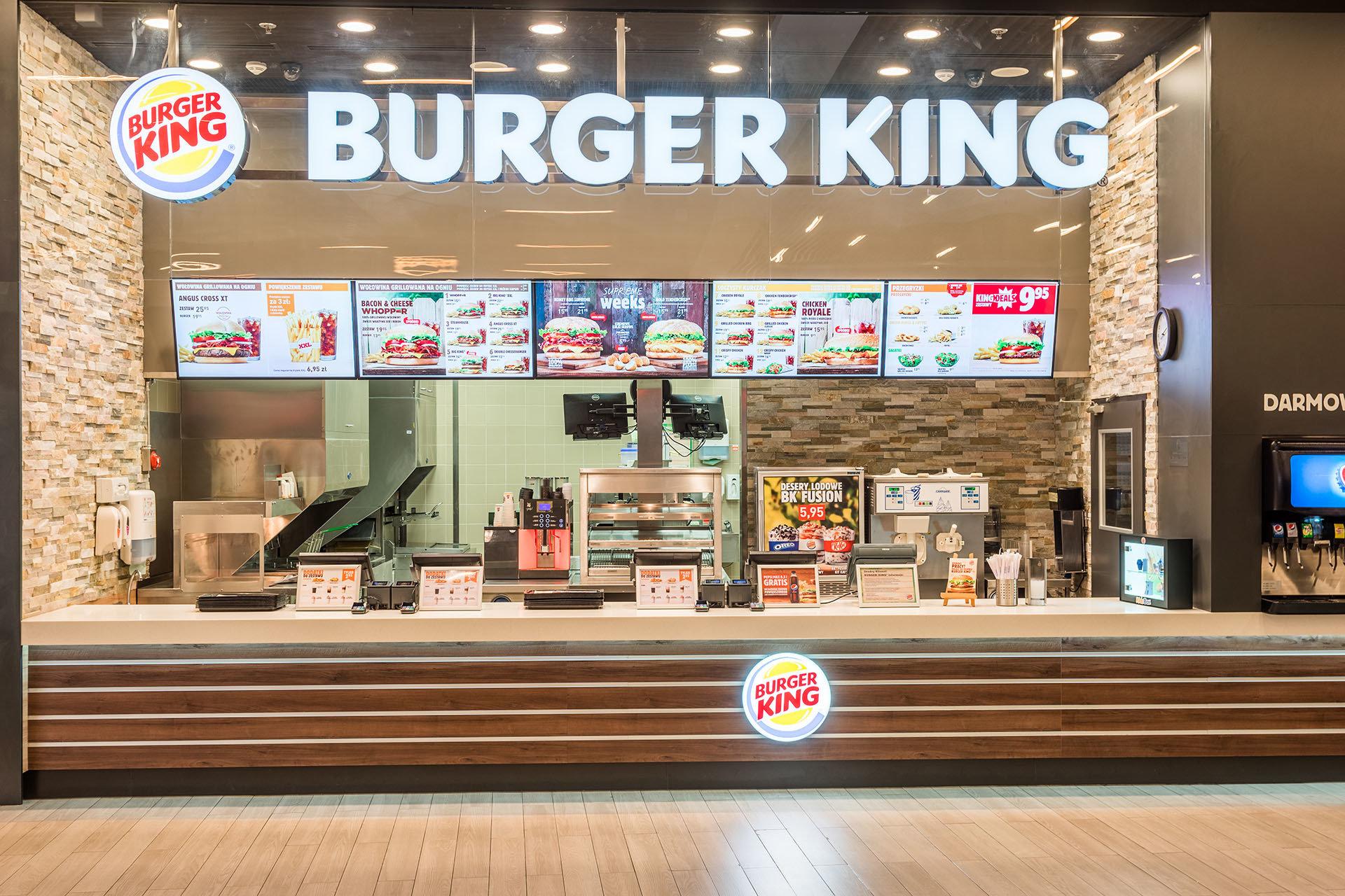 AmRest rozwinie sieć Burger King w Czechach i na Słowacji