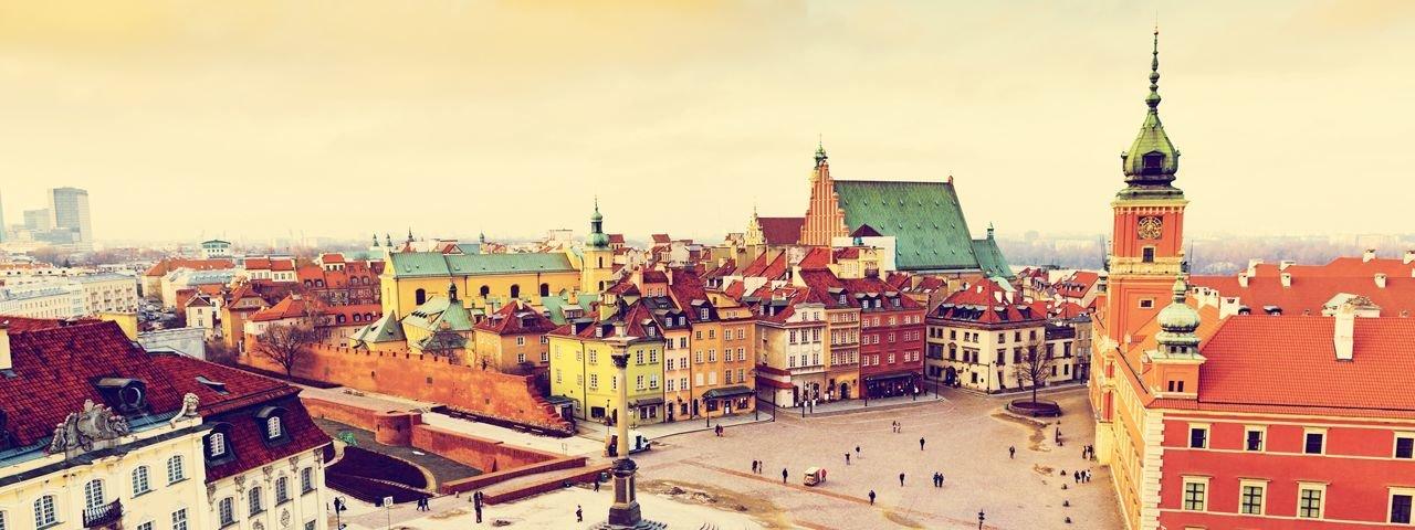 Me & My Friends z aplikacją dedykowaną dla Warszawy