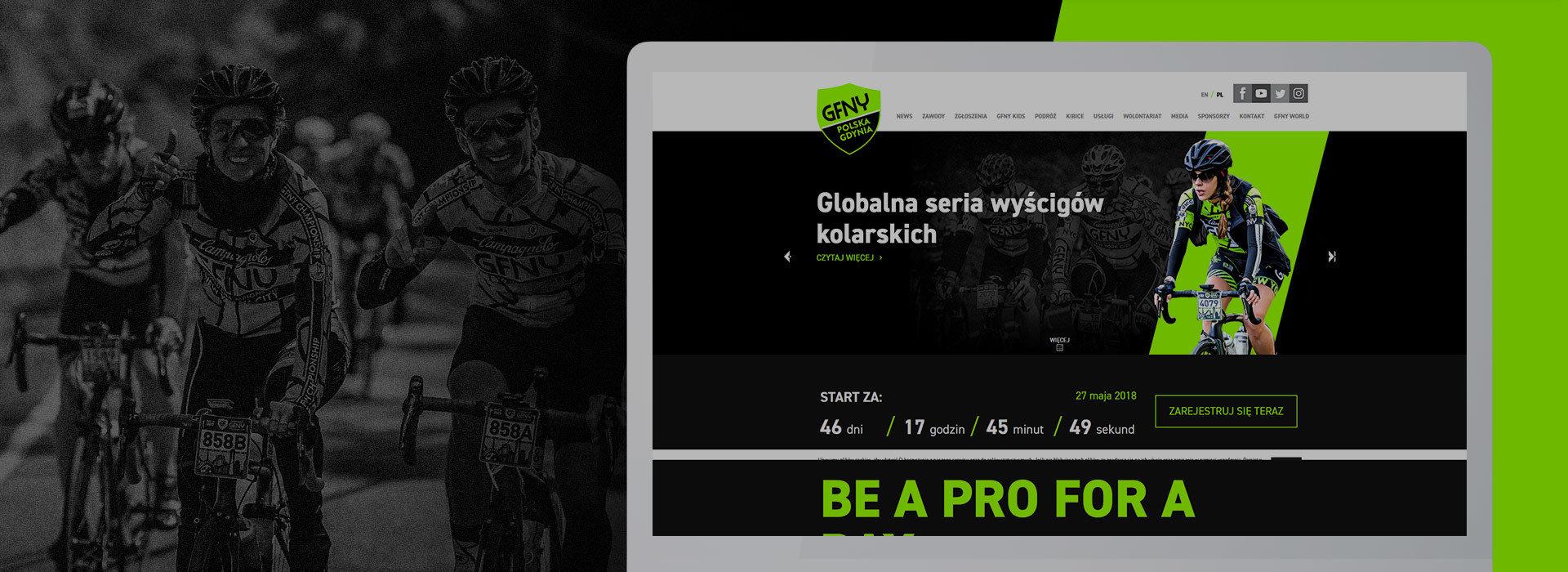 GFNY Polska - Prestiżowy wyścig kolarski w Gdyni.