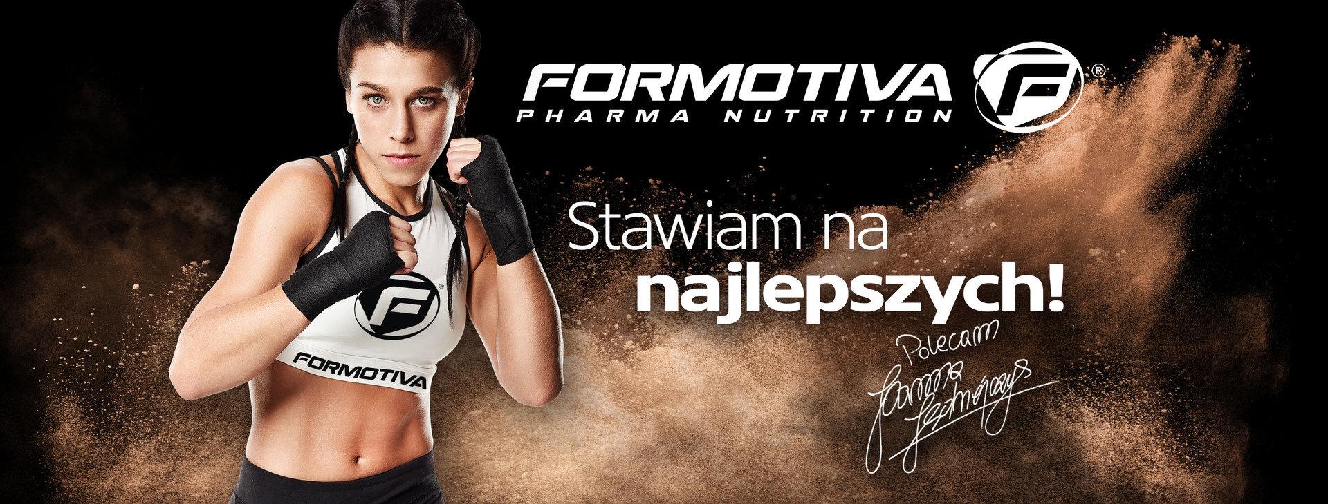 Joanna Jędrzejczyk i Formotiva łączą siły przed walką o pas UFC!