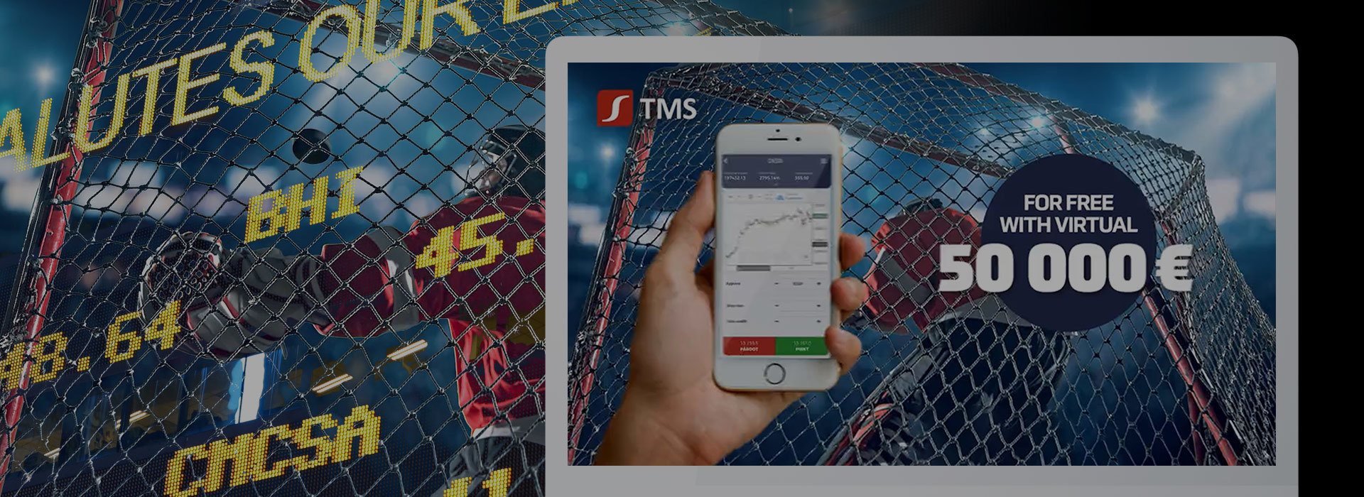 TV commercials of TMS Europe for the Baltics markets.