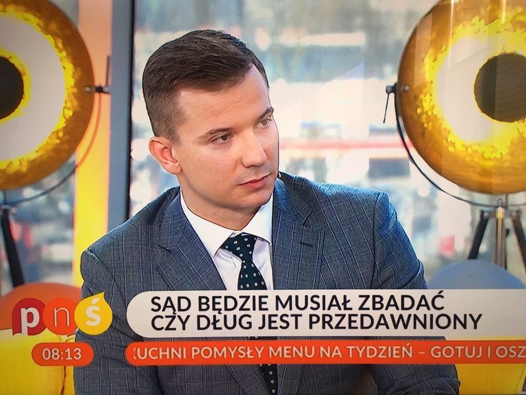 Mec. Krzysztof Rąpała o zmianach w prawie przedawnienia długów