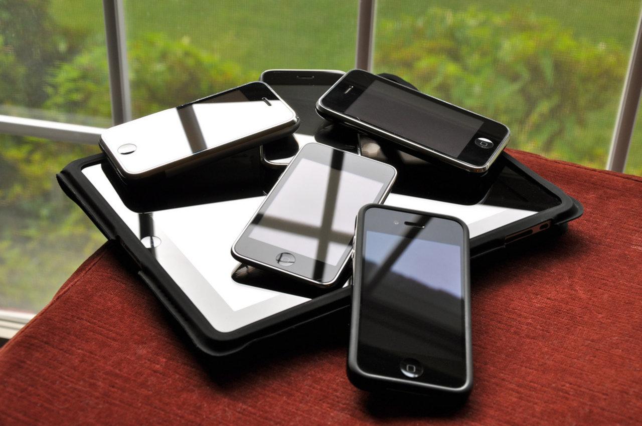 Polak mobilny, ale niekoniecznie na zakupach