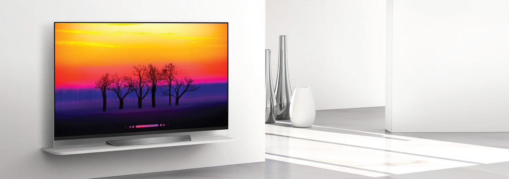 TELEWIZORY LG OLED TV ZE SZTUCZNA INTELIGENCJĄ W JĘZYKU POLSKIM WCHODZĄ NA SALONY