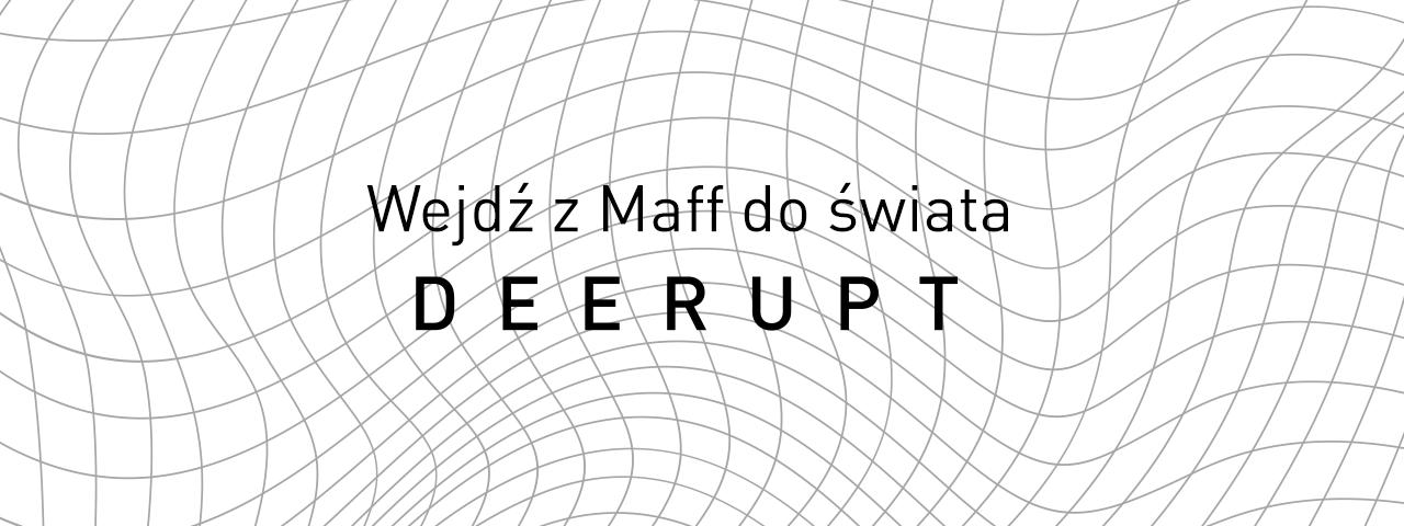 Maffashion w świecie adidas Deerupt
