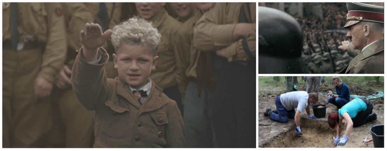"""Piekło nazizmu w mocnych dokumentach. """"Dzieci III Rzeszy"""", """"Tajemnice SS"""" i """"Treblinka: hitlerowska machina śmierci"""" w maju na kanale National Geographic"""