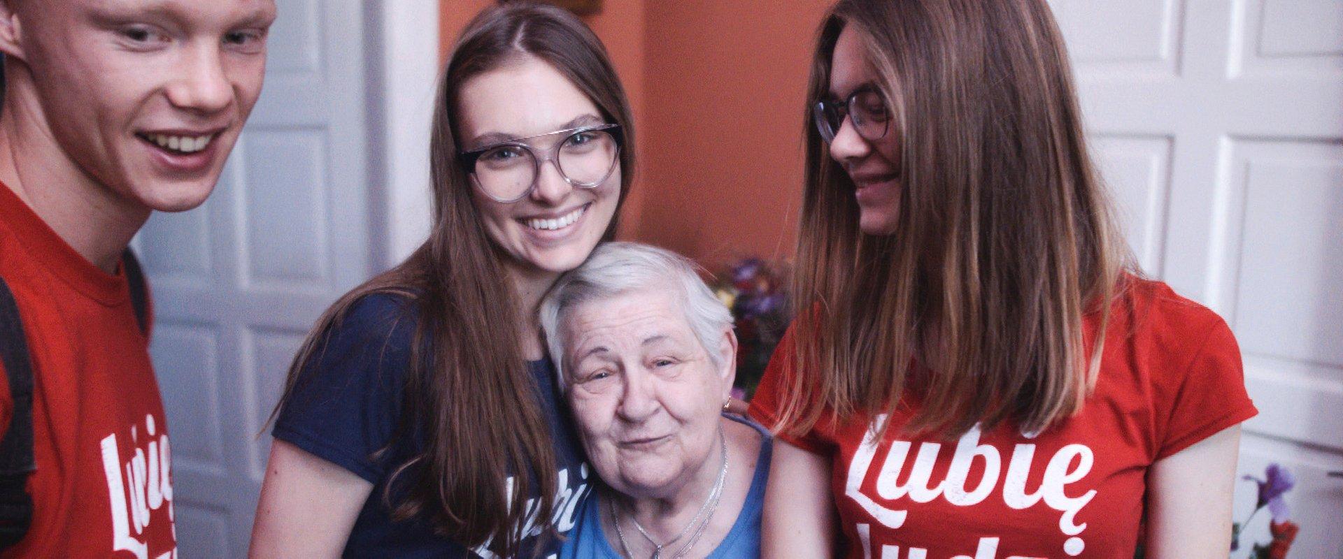Przywróć radość seniorowi