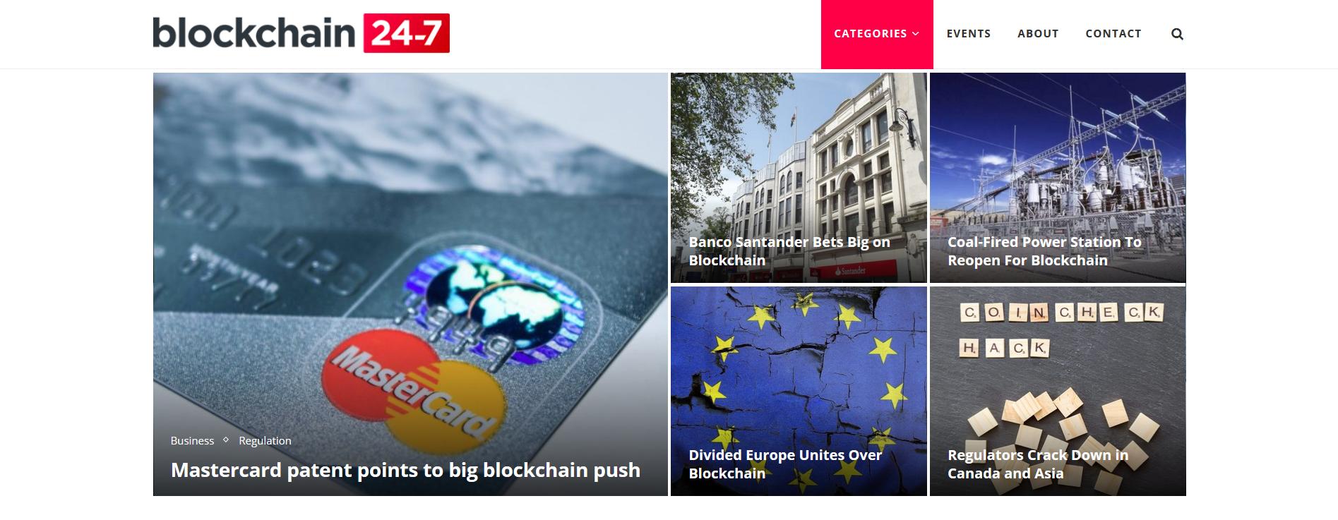Rusza nowy portal branżowy: Blockchain 24-7