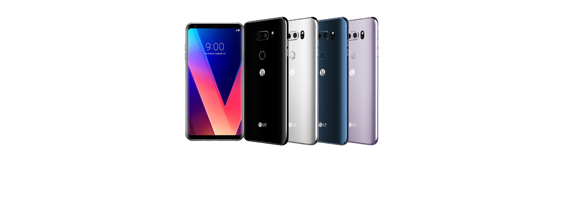 LG wprowadza aktualizację Android Oreo do LG V30
