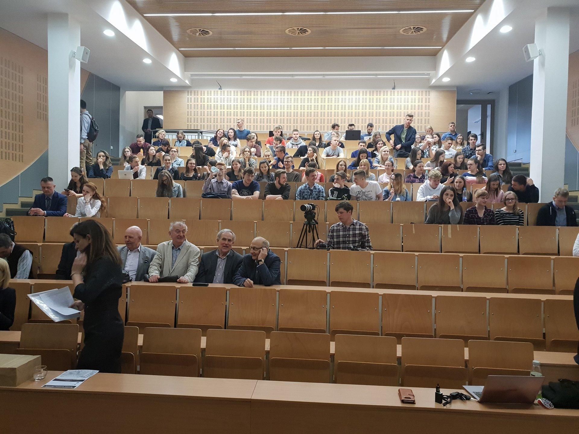 Coinfirm i toruńskie spotkanie ze studentami