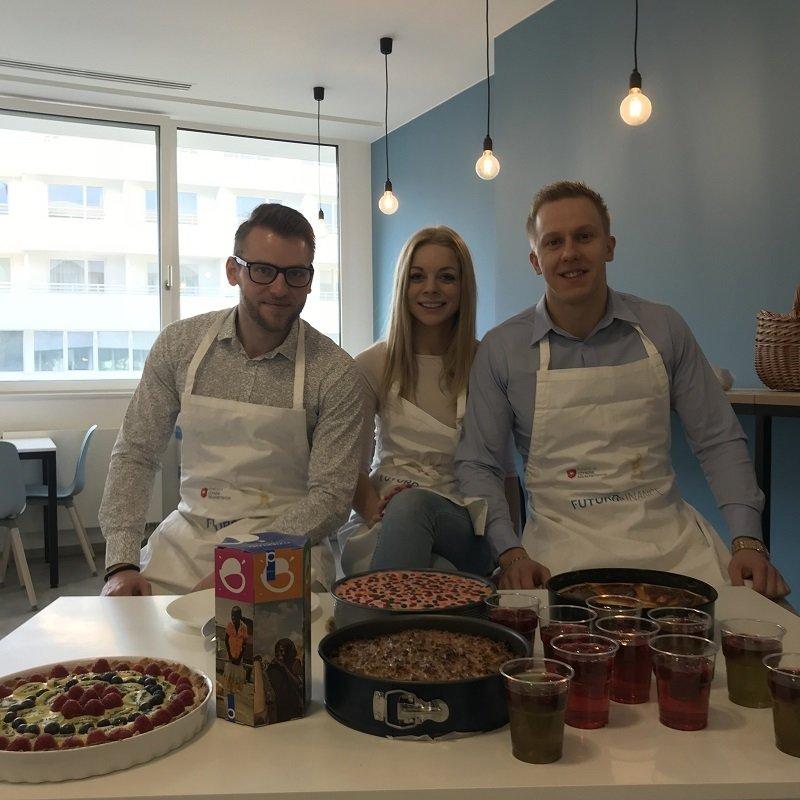 Gotują i pomagają dzieciom w całej Polsce