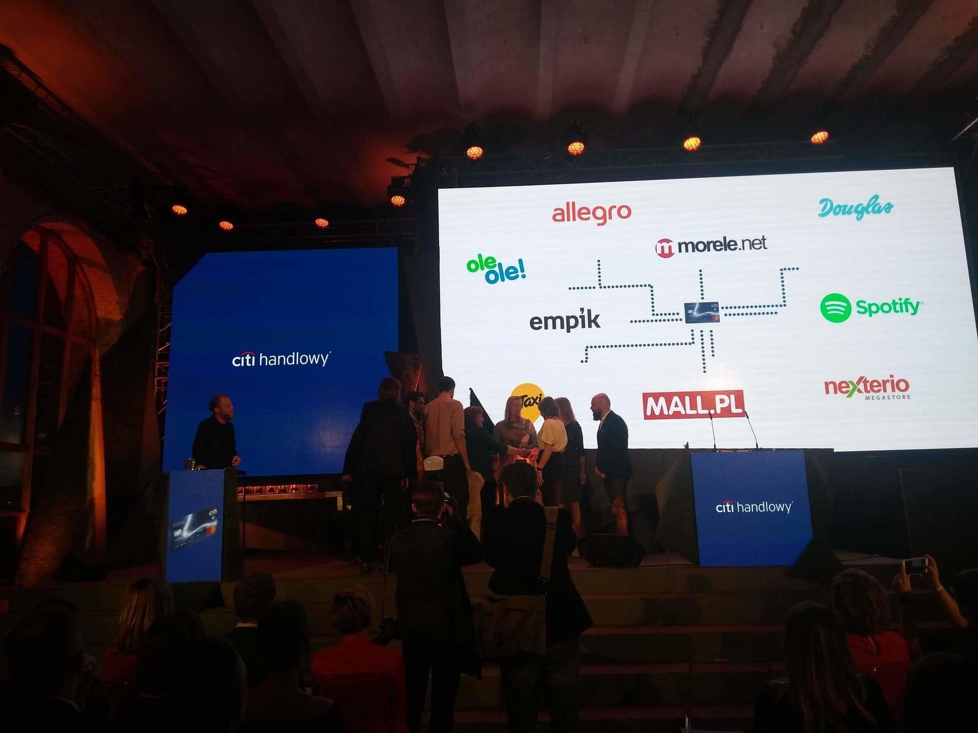 Citi Handlowy nagrodzony za innowacyjną strategię sprzedaży Karty Kredytowej