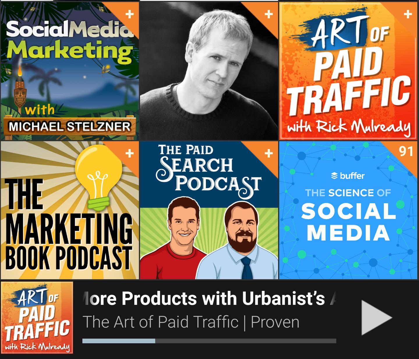 Podcasty o social media, content marketingu, SEO i digital marketingu – 7 rekomendacji