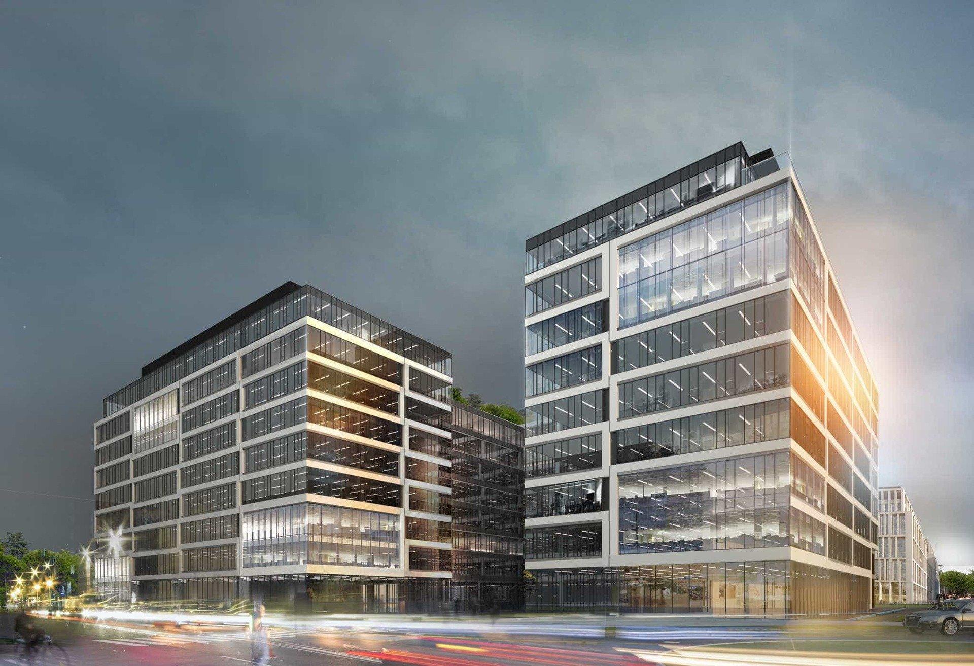 HB Reavis rozpoczyna realizację II etapu inwestycji Gdański Business Center