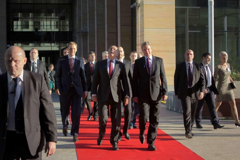 Uroczyste otwarcie kompleksu Gdański Business Center I