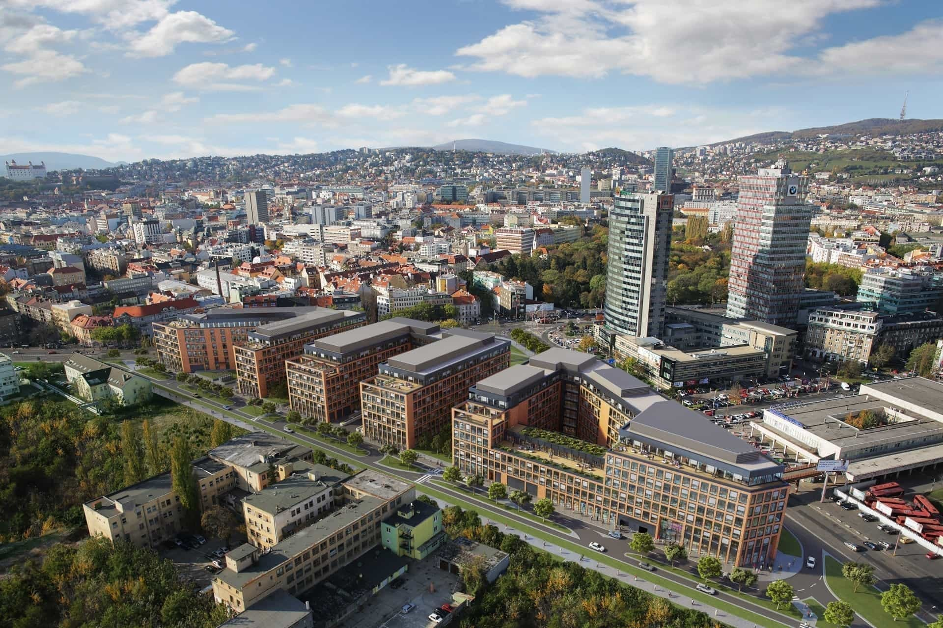 HB Reavis pokaże Gdański Business Center i Twin City na tegorocznym EXPO REAL