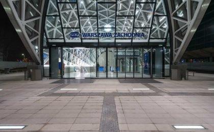Już jutro otwarcie nowego dworca Warszawa Zachodnia