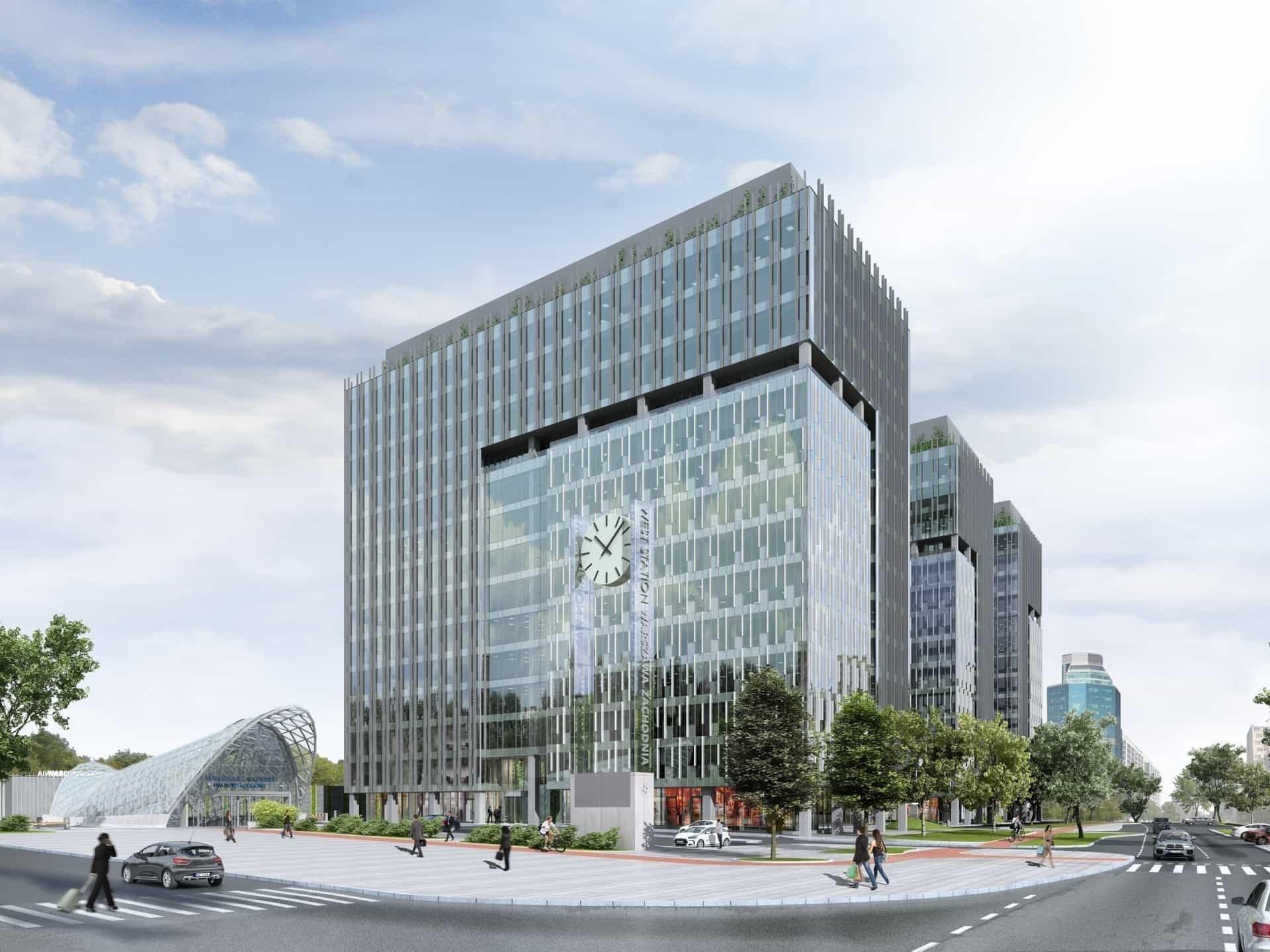 Rusza realizacja II etapu inwestycji West Station
