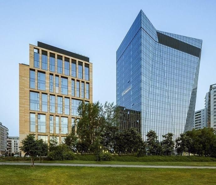 HB Reavis sprzedaje za 186 mln euro dwa budynki Gdański Business Center
