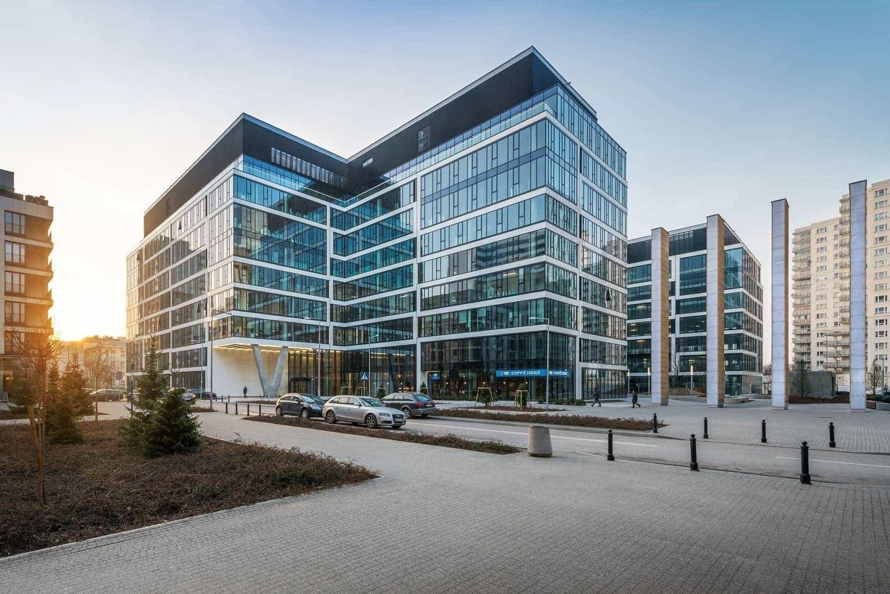 Firma badawcza Nielsen wynajęła 4 600 m kw. w Gdański Business Center w Warszawie