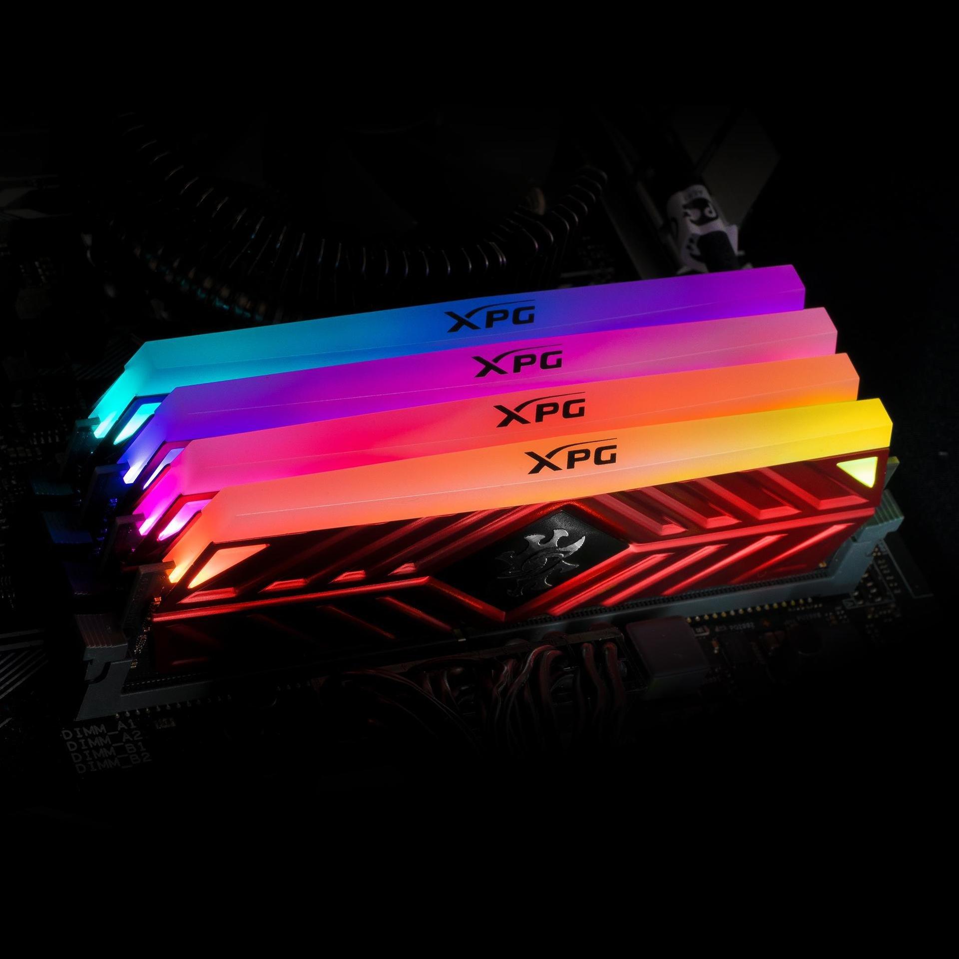 XPG SPECTRIX D41 – pamięć RAM DDR4 z taktowaniem 5000 MHz od ADATA
