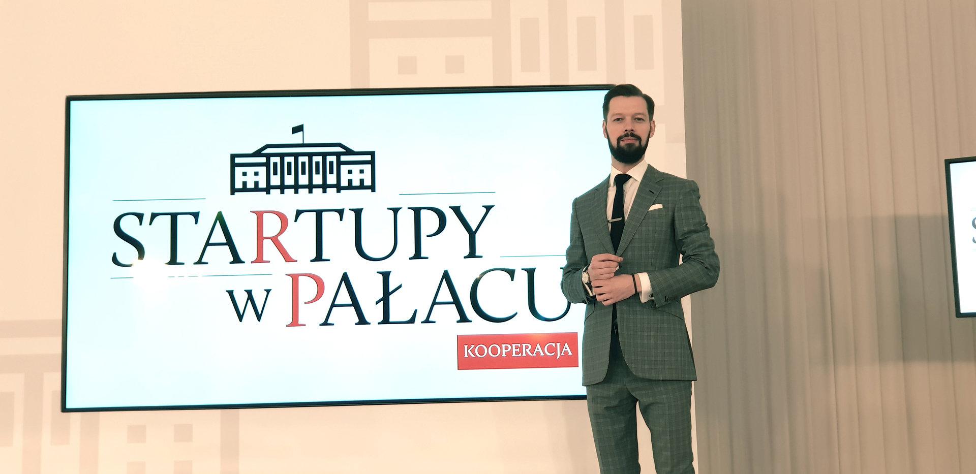 """""""Startupy w Pałacu"""" okiem fintechu"""