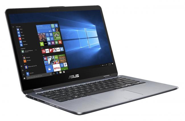 Premiera laptopa ASUS VivoBook Flip 14