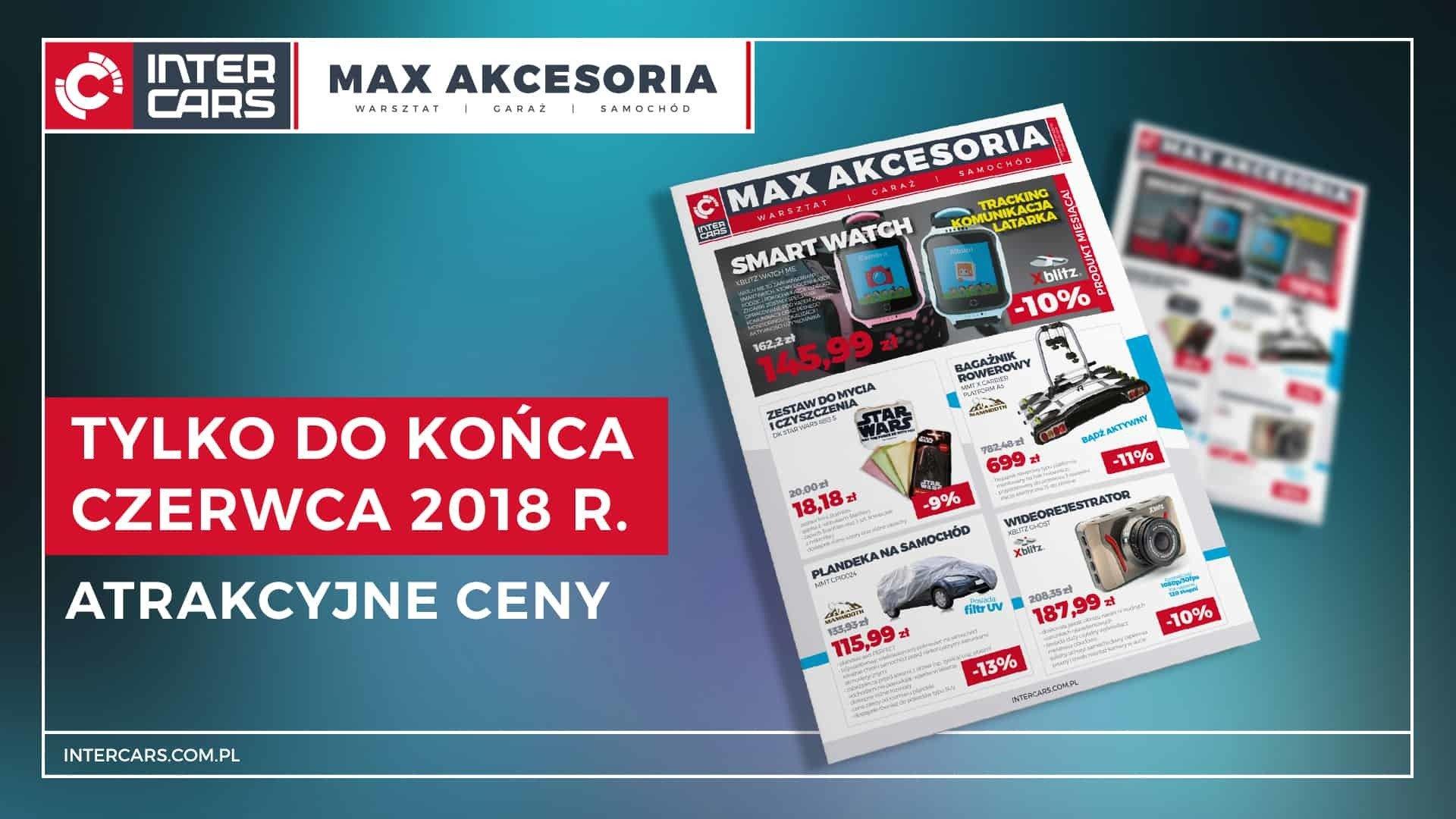 """Kolejny numer """"MAX AKCESORIA"""" jest już dostępny."""