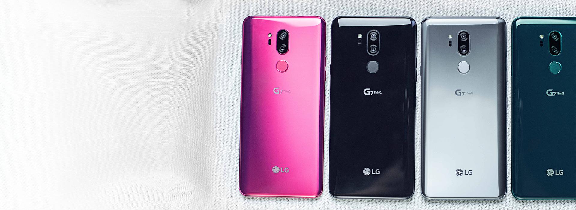 SMARTFON LG G7 ThinQ DOCENIANY PRZEZ EKSPERTÓW Z BRANŻY MOBILE