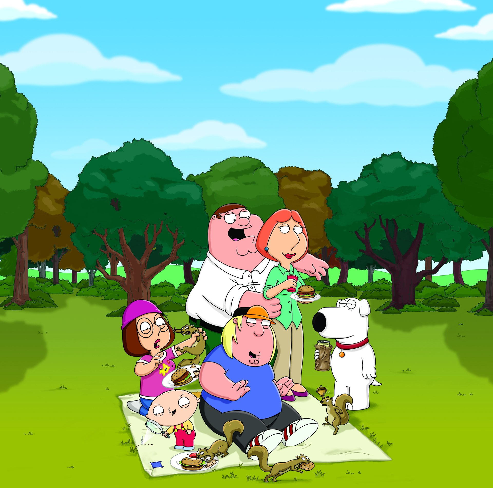 Paranormalne przygody Petera, czyli… Family Guy: Głowa rodziny wraca z 15. sezonem na FOX Comedy!