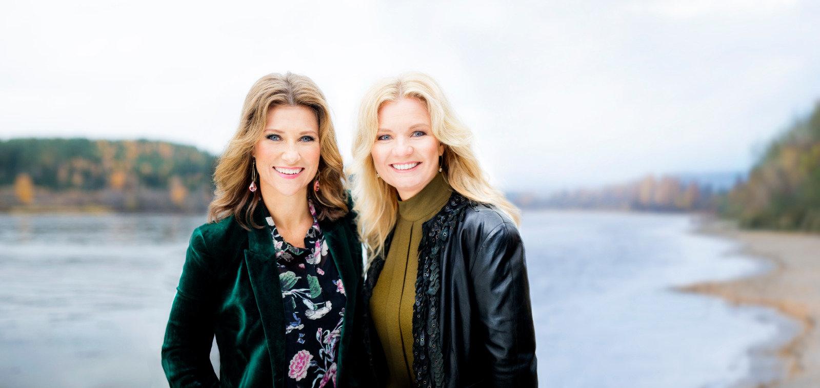 Ny bok vill normalisera sensitivitet - Prinsessan Märtha Louise av Norge och Elisabeth Nordeng berättar om sina liv