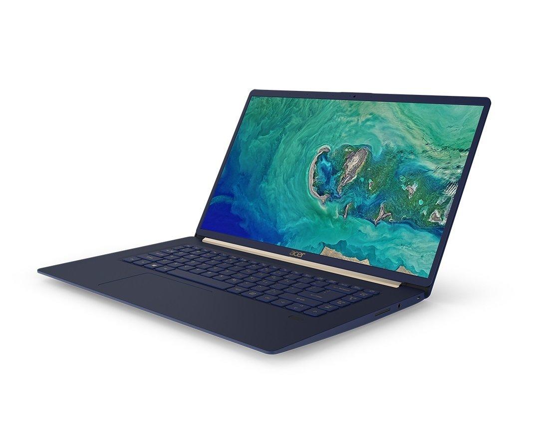 Nowy Acer Swift 5? 15,6-calowy notebook o wadze poniżej 1 kg
