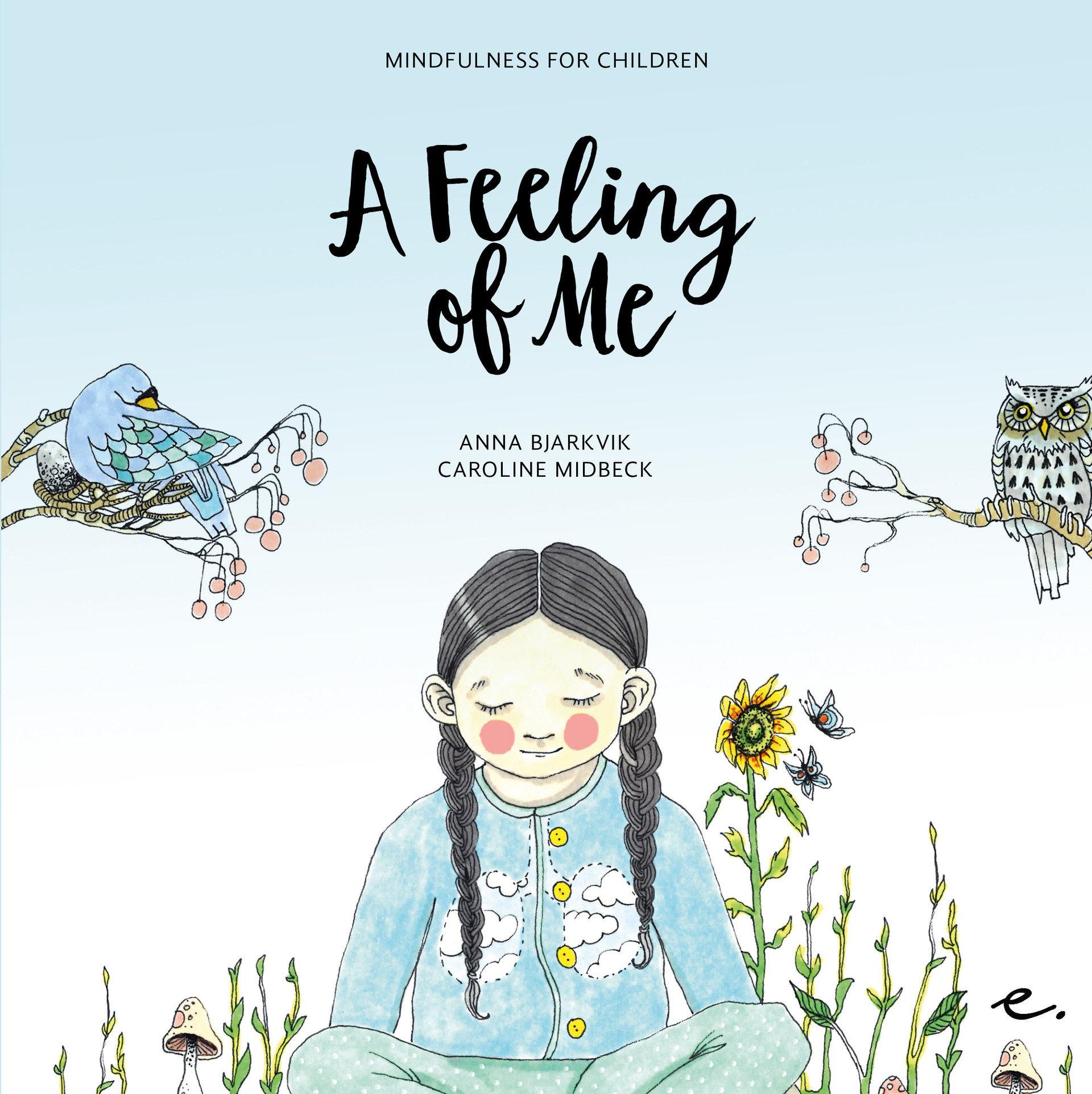 Efter succé på svenska - Bok om mindfulness för barn blir internationell