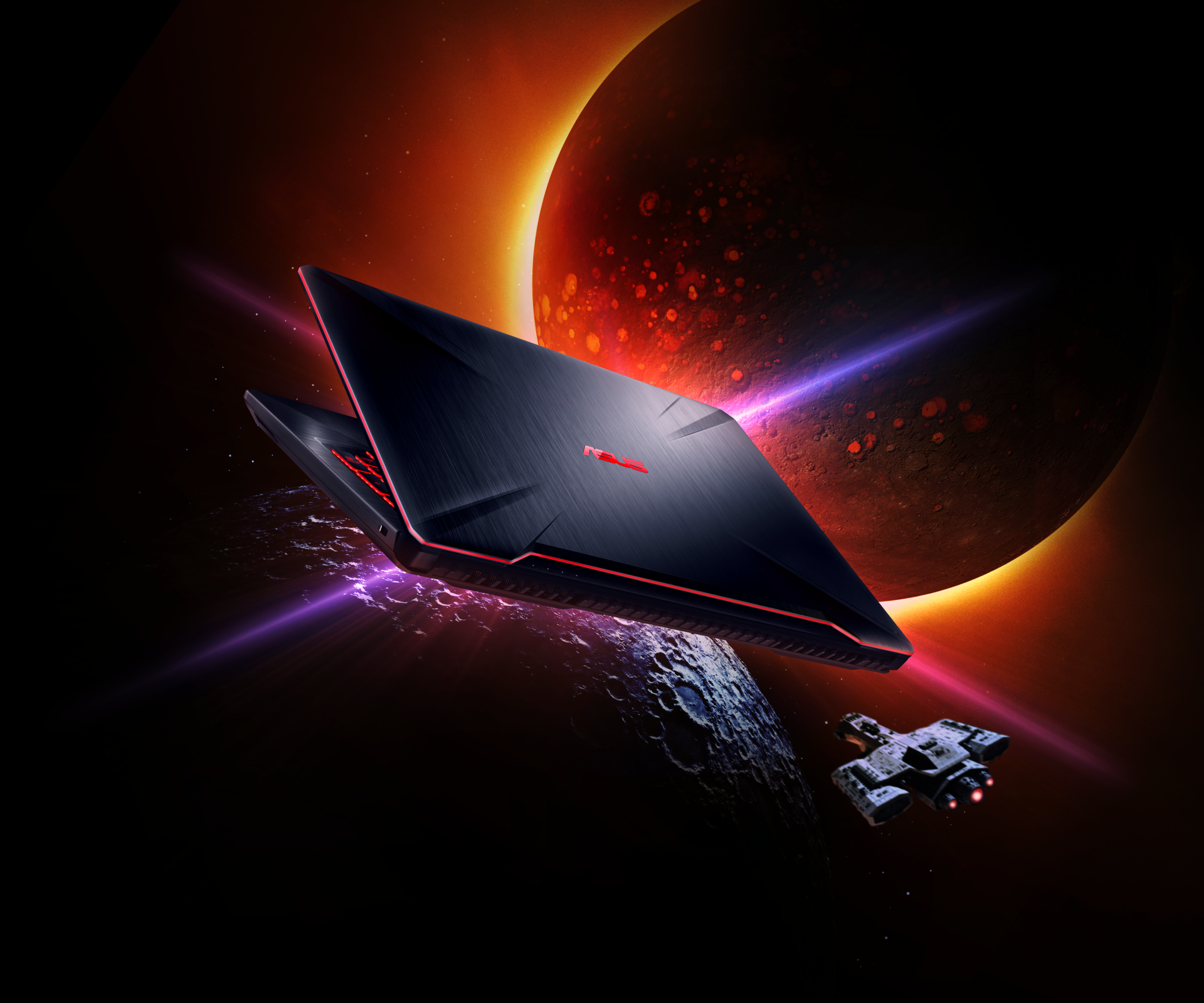 Debiut serii ASUS TUF Gaming – model FX504