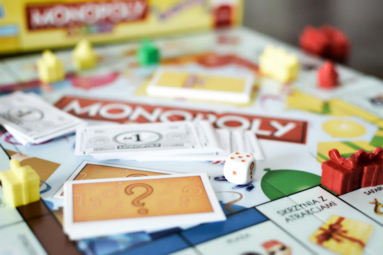 Krótka historia Monopoly