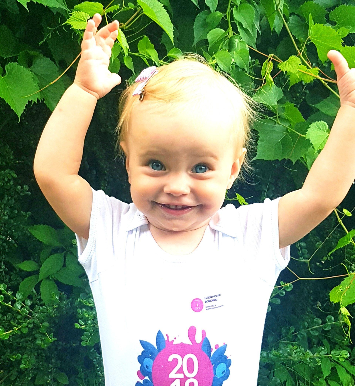 Hania, 13 miesięcy