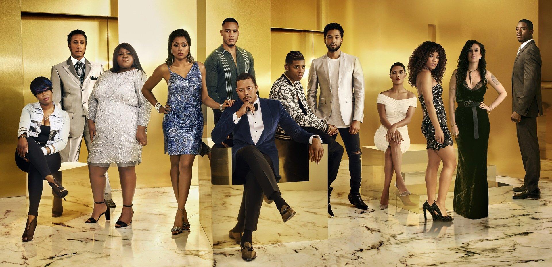 Tajemnice branży muzycznej!  4. sezon Imperium powraca 17 czerwca tylko na FOX!