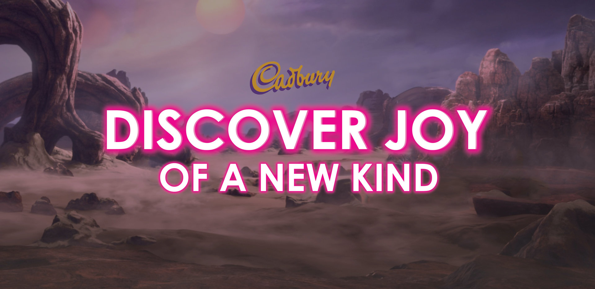 The Cadbury Martians are back to Discover Joy Of A New Kind