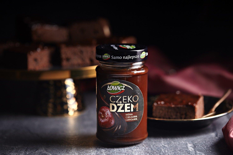 Daj się uwieść zmysłowej przyjemności… spróbuj nowych, przepysznych czekodżemów od Łowicza!