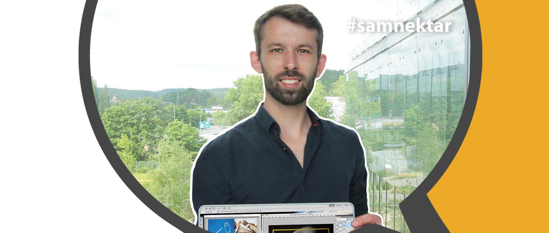 Sam Nektar: Sprawdź trendy graficznego contentu