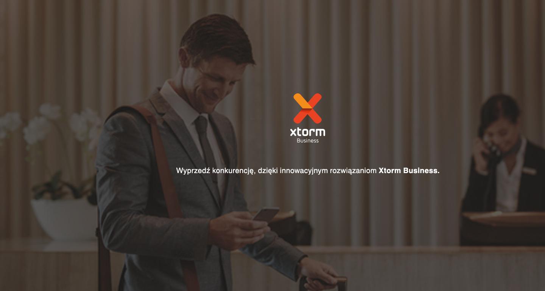 Xtorm. Profesjonalne rozwiązania w Twoim biznesie