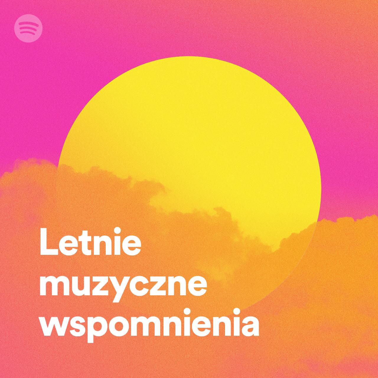 """""""Letnie muzyczne wspomnienia"""" Spotify już dostępne!"""