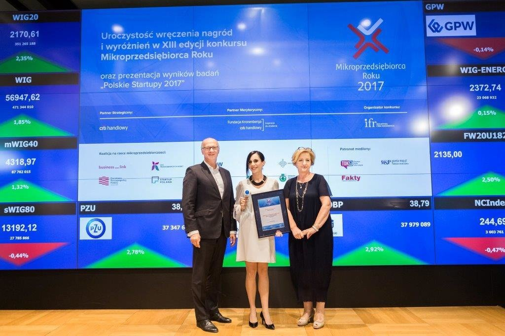 Gdzie rodzą się innowacje - poznajcie Mikroprzedsiębiorcę Roku 2017