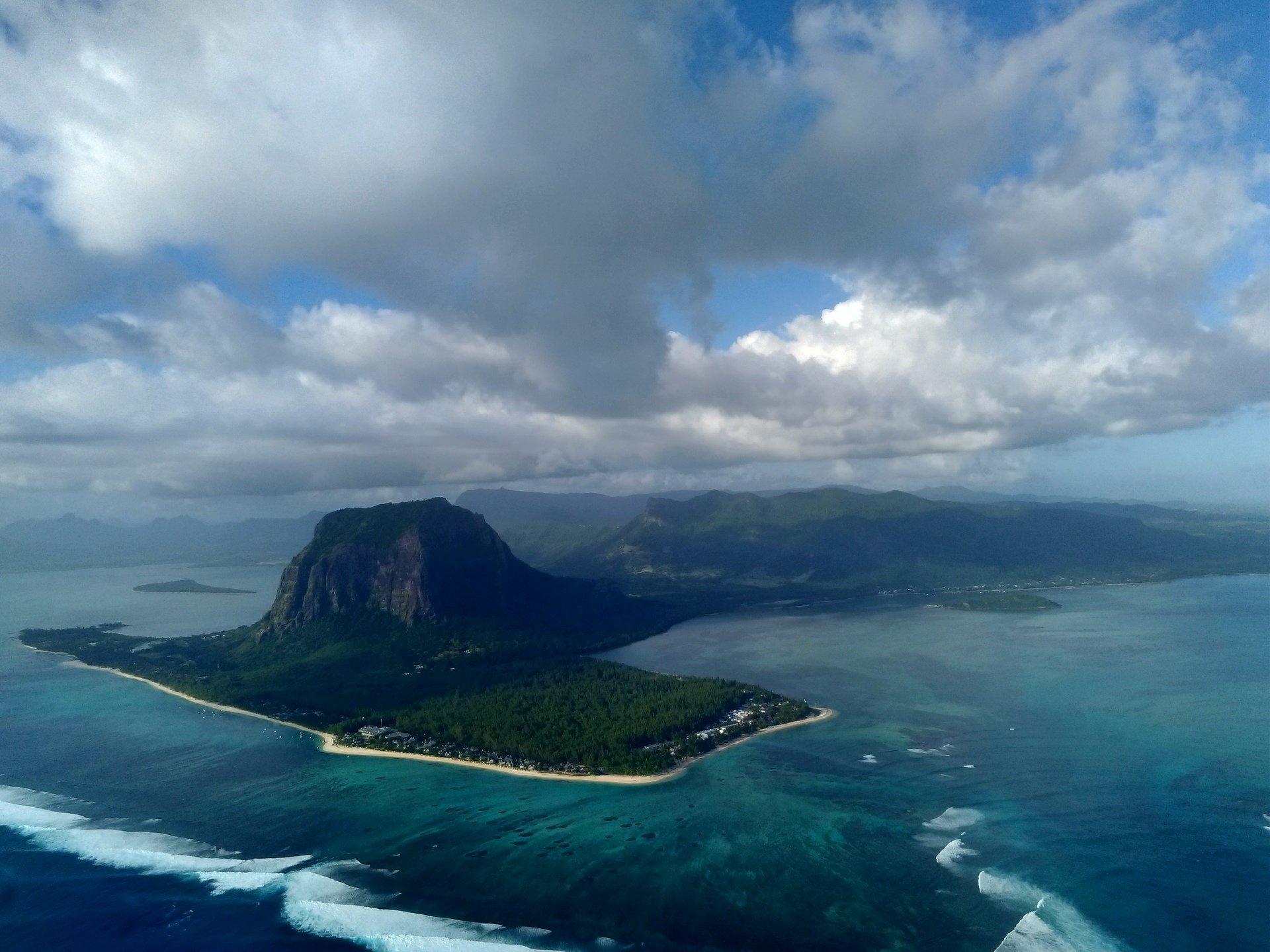 Na wyspie stworzonej przed rajem