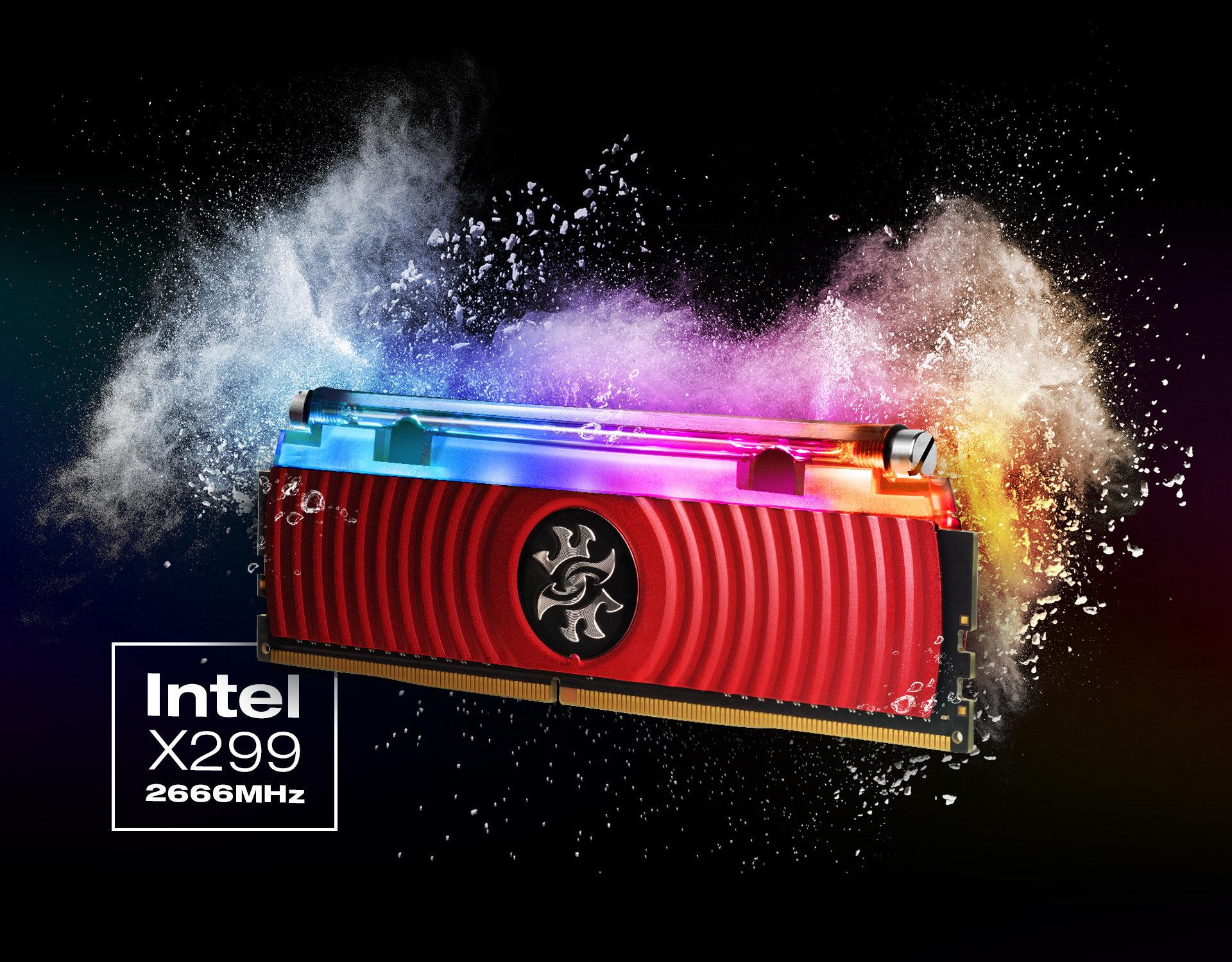 ADATA XPG SPECTRIX D80 – pamięć RAM z chłodzeniem cieczą i powietrzem