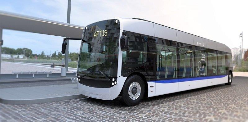 Alstom prezentuje standardowy projekt Aptis –  w stu procentach elektryczne rozwiązanie mobilne